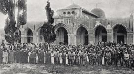 Al-Aqsa Mosque 1910